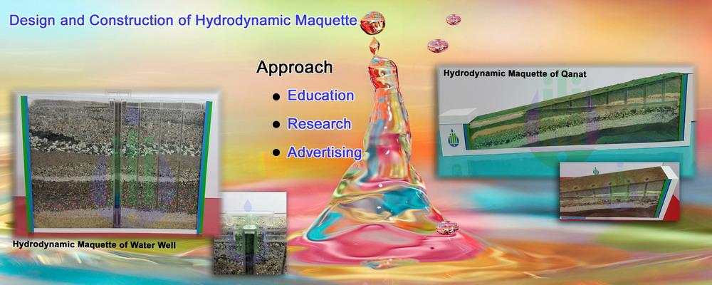 Hydrodynamic Maquette